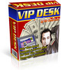 VIP Desk Script - Recommended to All Websites