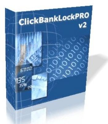 Product picture ClickbankLockPRO Total Security - A fully automated Download System