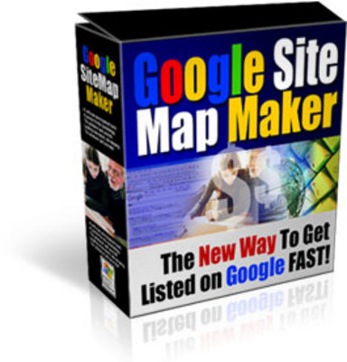 Product picture Google Site Map Maker