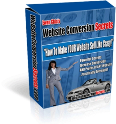 Product picture Website Conversion Secrets